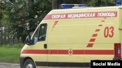 Russia -- Ambulance
