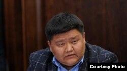 Нурсултан Аденов.