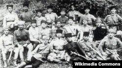 Azərbaycan ordusunun zabitləri (1918-1920)