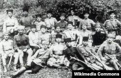 Azərbaycan Xalq Cümhuriyyəti Ordusunun zabitləri (1918-1920)