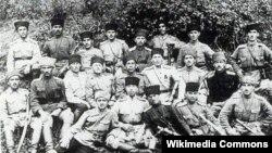 Azərbaycan ordusu - 1918