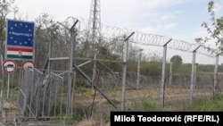 Kufiri Hungari-Serbi