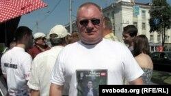 Алег Шабетнік — рэгіянальны каардынатар выбарчай кампаніі Тацяны Караткевіч