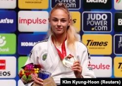 Дар'я Білодід – дворазова чемпіонка світу з дзюдо