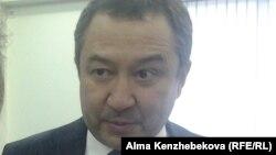 Адвокат Жангельды Сулейман. Алматы, 11 июня 2015 года.