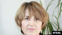 Cупрацоўніца кіеўскага бюро Радыё Свабода Ірына Штогрын