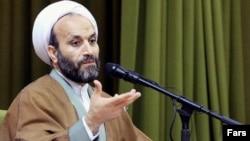 محمدرضا تویسرکانی - مسوول نمایندگی ولیفقیه در بسیج