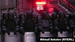 Москва, Пушкинская площадь, 5 марта