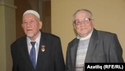 Айдар Хәлим (с) һәм Рәшит Бәшәр