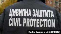 """""""Mbrojtja civile"""""""