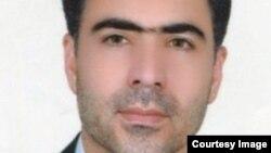 سلیم قنبری، رئیس دادگستری شهرستان روانسر که ترور شدهاست.