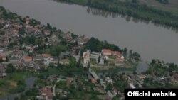 Dunav kod Erduta