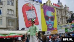 "Sa festivala multimedijalnog uličnog festivala ""Cest is d'Best"" u Zagrebu, Foto: Enis Zebić"