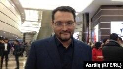 Abdul-Vahed Nijazov (na fotografiji, 18. februar 2018.) je etnički Tatarin, usko povezan sa ruskim vlastima i predsjednikom Vladimirom Putinom.