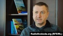 Вадим Кодачигов, голова Асоціації виробників озброєння і військової техніки України