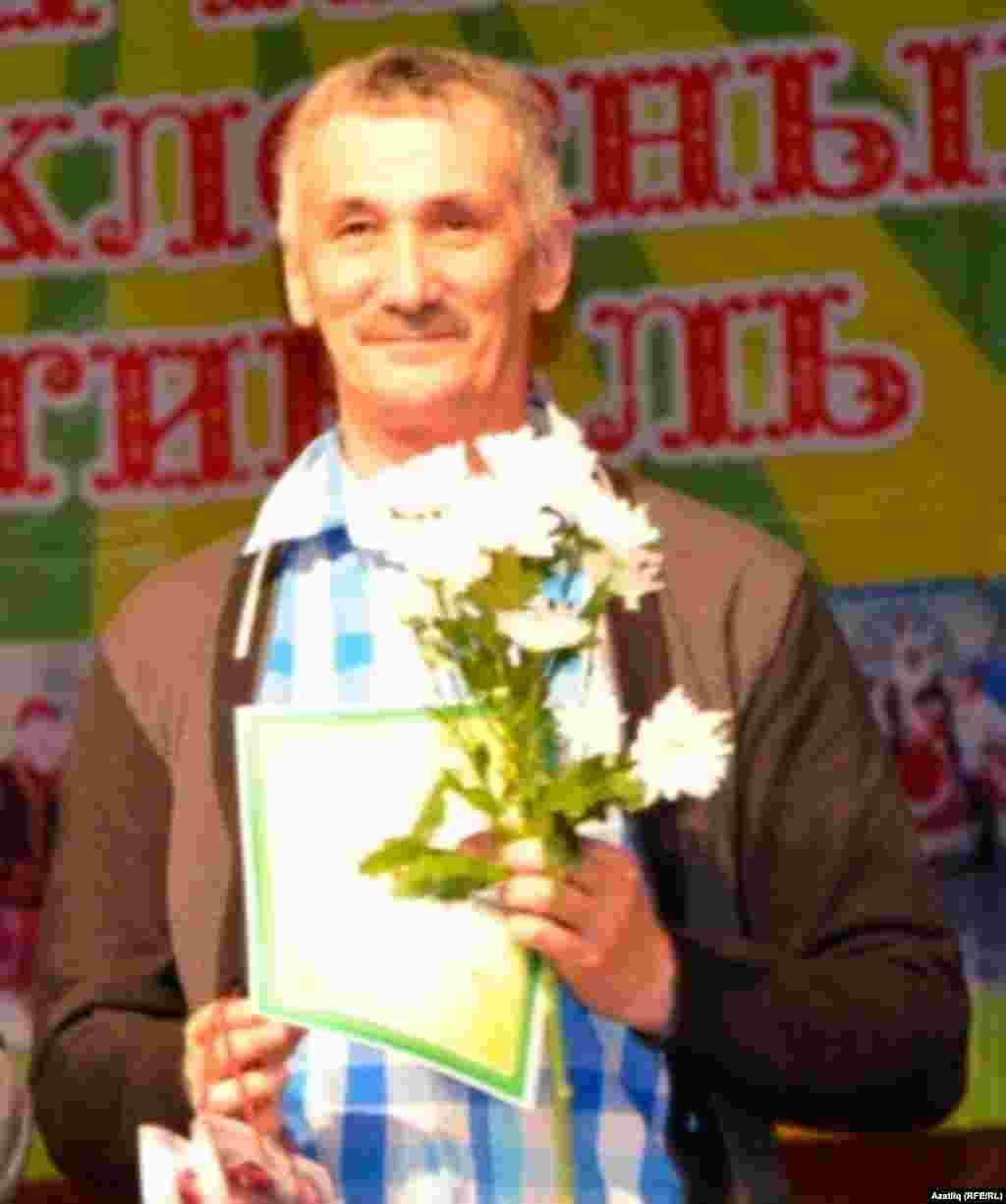 Ильяс Бакыев