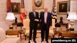Întâlnire Klaus Iohannis-Donald Trump