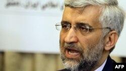 Глава иранской делегации для переговоров по ядерной программе Ирана и директор Верховного совета по национальной безопасности Ирана Саед Джалили.