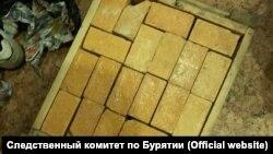 Тротил, найденный в одной из квартир в Улан-Удэ