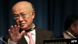 International Atomic Energy Agency (IAEA) Director-General Yukiya Amano (file photo)