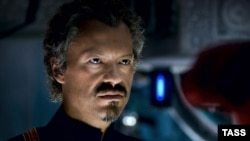 Director Fyodor Bondarchuk appearing in a shot from his 2008-09 science fiction film The Inhabited Island