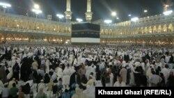 حجيج في مكة