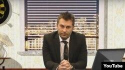 Davor Jurkotić u jednoj od emisija