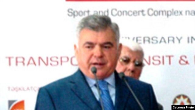 Nəqliyyat naziri Ziya Məmmədov