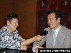 Valentina Ursu şi Derio Chan