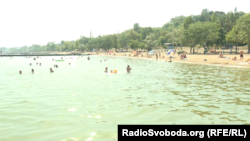Мариупольский пляж