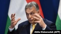 Mađarski premijer Victor Orban