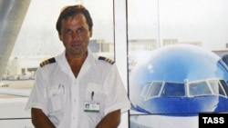 Константин Ярошенко сменил форму пилота на арестантскую робу
