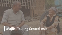 Majlis Podcast: Pandemic Makes Life Even Harder For Central Asia's Disabled