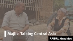 Majlis Podcast: The Coronavirus In Central Asia