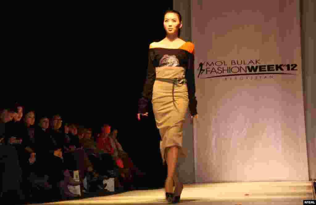 Осенняя Неделя моды-2012 #18