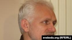 """Лидер белорусской правозащитной организации """"Весна"""" Алесь Беляцкий"""