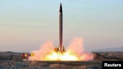 Ракетне випробування в Ірані, 11 жовтня 2015 року