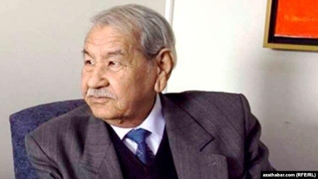 Turkmenistan -- RFE/RL Turkmen Service correspondent Halmyrat Kylchdurdiyev in Ashgabat, undated