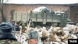Взрывы на Северном Кавказе не покидают милицейских сводок