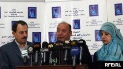 مؤتمر صحفي للمفوضية العليا المستقلة للإنتخابات في أربيل