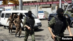 For years, Uzbekistan's security services have been keeping a controversial, secretive blacklist of potential extremists. (file photos)