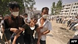 Китайцы, живущие в США, помогут соотечественникам, пострадавшим от разрушительного землетрясения