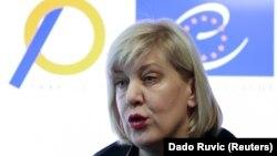 Komesarka Saveta Evrope za ljudska prava, Dunja Mijatović