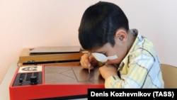 Коррекционный детсад в Норильске, архивное фото