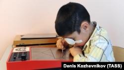 Коррекционный детский сад для детей с дефектами зрения в Норильске