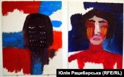 Картина з виставки «Десмургія». Дніпро, 6 червня 2019 року