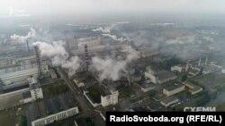 «Сумихімпром»: 240 гектарів території, понад тридцять цехів