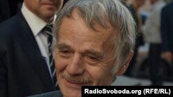 Lideri i tatarëve të Krimesë, Mustafa Jemilev.