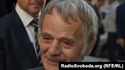 Член Верховной Рады Украины, один из лидеров Меджлиса крымских татар Мустафа Джемилев, 2013
