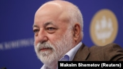 A U.S. cousin of Russian billionaire Viktor Vekselberg (pictured) is suing the U.S. Treasury for seizing U.S. assets.